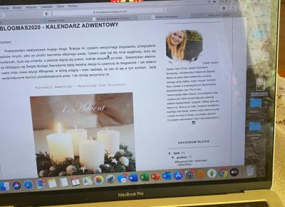 Blogmas2020 - Kalendarz Adwentowy