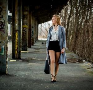 Lace up - Sylwia Szewczyk