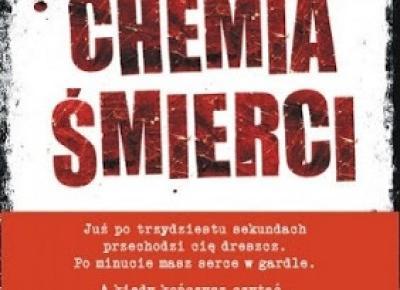 Chemia śmierci - Simon Beckett | Czytam, polecam...