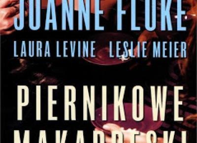 PIERNIKOWE MAKABRESKI #1 Joanne Fluke - Pierniczkowe makabreski