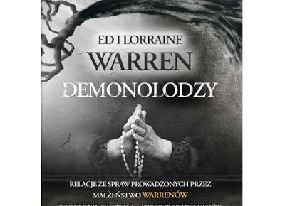Demonolodzy. Ed i Lorraine Warren - Gerald Brittle | Czytam, polecam...