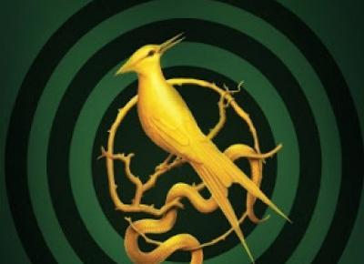 Ballada ptaków i węży - Suzanne Collins | Czytam, polecam...