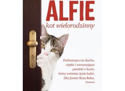 Alfie kot wielorodzinny - Rachel Wells