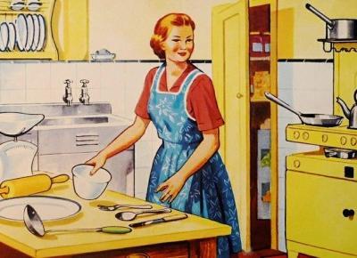 Kobiety powinny być kurami domowymi! - Mężczyzna Szczery Do Bólu