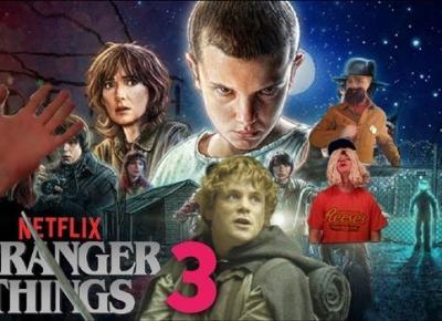 Stranger Things 3 zwiastun i informacje o nadchodzącym sezonie PełnaCoolturka