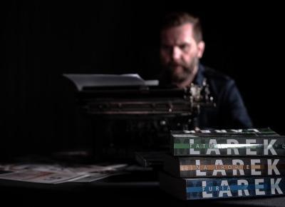 """""""Literatura przestała mi wystarczać"""" – Michał Larek [Wywiad] – Pełna Coolturka"""