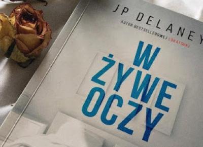 Read me out: JP Delaney
