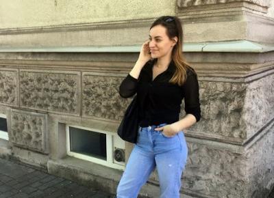 Blue jeans - PAULINA KOBZA
