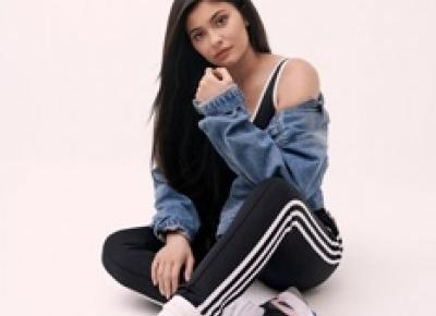 Kylie Jenner twarz? nowej kampanii marki adidas ? Pe?na Coolturka