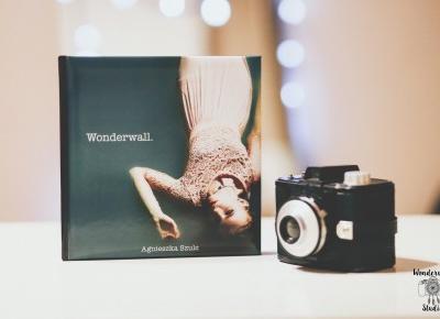 WONDERWALL STUDIO Agnieszka Szulc: Moja pierwsza fotoksiążka