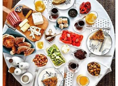 Śniadania na słono         |         Szwajka