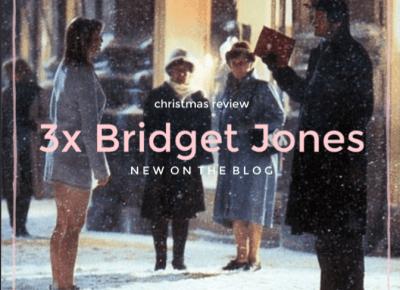 Szyszka Pisze Blog: recenzje - 3x Bridget Jones