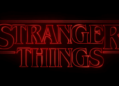 STRANGER THINGS - czyli absolutny hit Netflix'a!