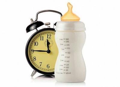 Kiedy dziecko oduczyć picia z butelki ?