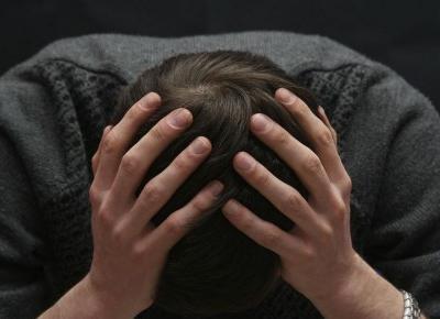 Depresja poporodowa u mężczyzn .