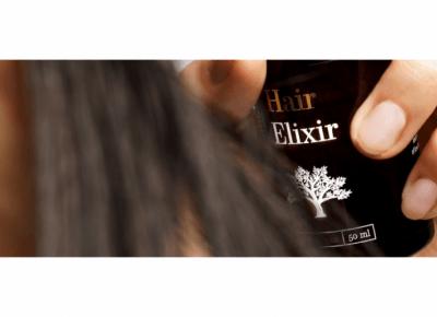 Hair Elixir Innubo! Naturalny Olejek Do Włosów...