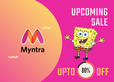Myntra Coupon & Myntra Promo Codes 95% Off November 2019