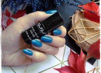 NeoNail, Agitatet Ocean - Jesienny Look | Kolorowy Świat Terii