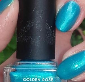 Kolorowy Świat Terii: Golden Rose Ice Chic 71