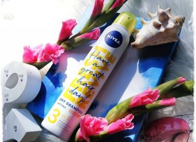 Nivea, Suchy Szampon Dla Blondynek Fresh Revive | Kolorowy Świat Terii