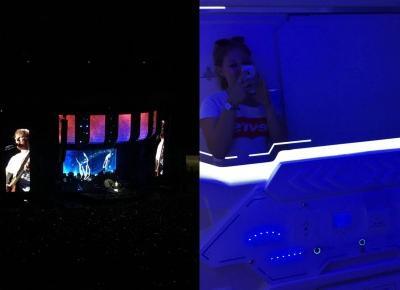 Ed Sheeran i nocleg w kapsule w samym centrum Warszawy | Testacja