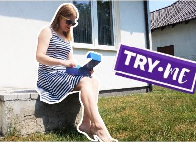 TRY ME BOX - edycja majowa | Testacja