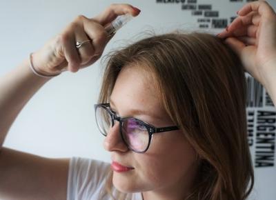 Kuracja wzmacniająca włosy Trychoxin  | Testacja