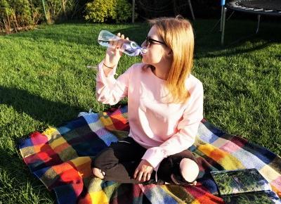 Niezbędnik podczas podróży - butelka filtrująca Dafi + KONKURS | Testacja