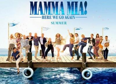 Mamma Mia 2 Here We Go Again! - moja opinia | Testacja