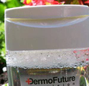 testowaniaczar: Płyn micelarny do demakijażu twarzy i oczu  DermoFuture