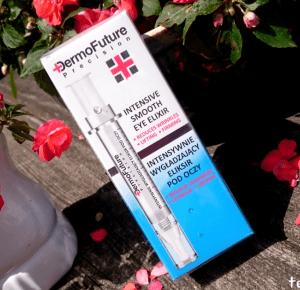 testowaniaczar: INTENSYWNIE WYGŁADZAJĄCY ELIKSIR POD OCZY DermoFuture  Precision