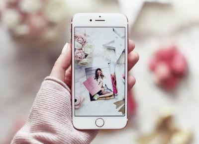 Aplikacje do edycji zdjęć na telefon - moje top 8 - Lifestyle blog by Fiorka