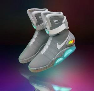"""Nike uruchamia konkurs, a do wygrania są buty Nike Air Mag z filmu """"Powrót do przyszłości"""" !!!"""