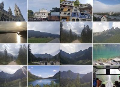 THE NATHALIA: Wakacje , wakacje i po ...