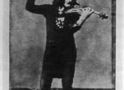 Paganini |włoski wirtuoz