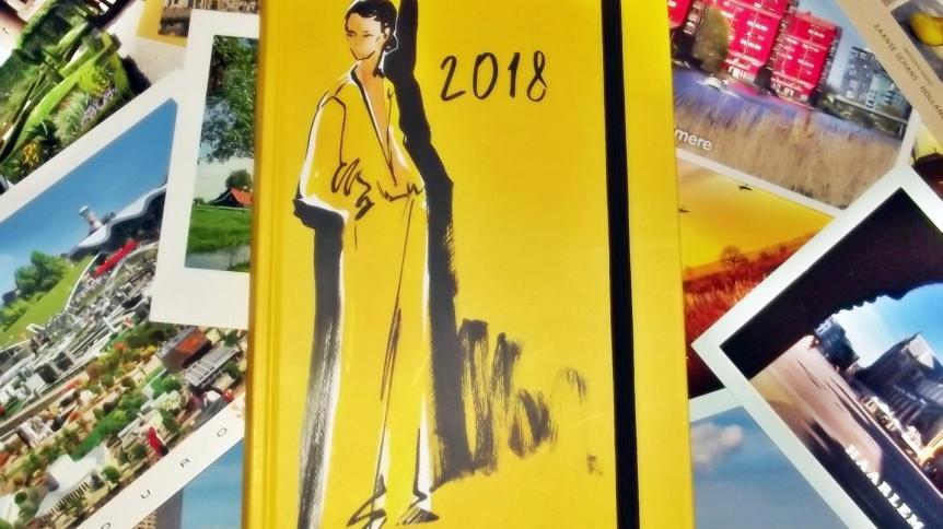 Zorganizuj 2018! - Invincible Lifestyle