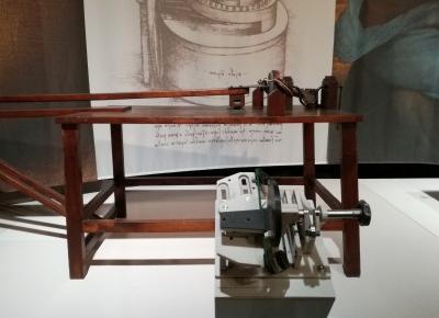 Leonardo Da Vinci: Energia Umysłu - Invincible