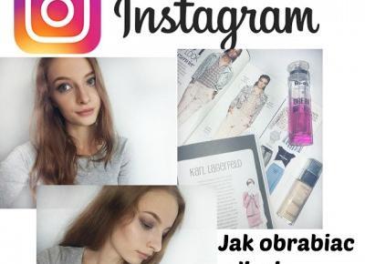 Idealny Instagram | Jak obrabiać zdjęcia na Instagrama- aplikacje  - Theynnez