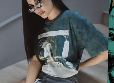 Vintage tee | Kendall + Kylie Jenner - The YNNEZ