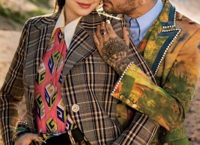 VOGUE Cover Gigi Hadid & Zayn Malik - The YNNEZ