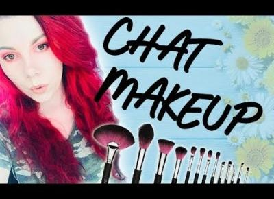 CHAT MAKEUP: MUR, WIBO, L'OREAL, SINSKIN, MAYBELLINE, PUPA MILANO, MOIA