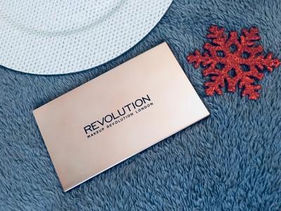 MAKEUP REVOLUTION: FLAWLESS 4   TINAHA - uroda, lifestyle, kobieta