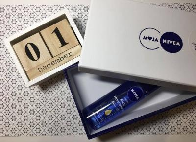 #42 BLOGMAS DAY 1 - NIVEA DRY OIL