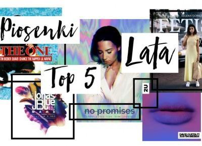 #29 PIOSENKI LATA TOP 5 - tinypurpose