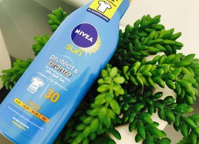 #79 BALSAM DO OPALANIA PROTECT AND BRONZE - NIVEA SUN  - tinypurpose