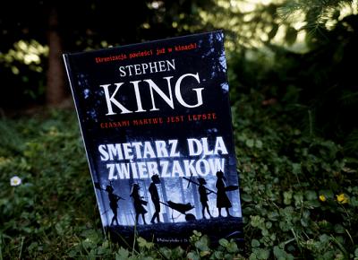 Smętarz dla zwierzaków, Stephen King