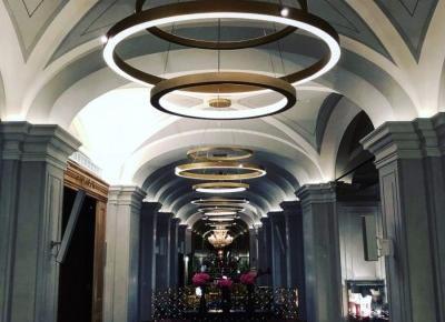 Raffles Europejski Warsaw pierwsza obiektywna recenzja z pobytu | Travel in Style