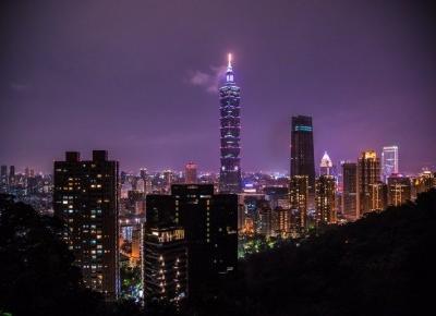 Tajpej (Tajwan) - Taipei 101, czyli najwyższy budynek świata do 2010 roku | z Podróży PL