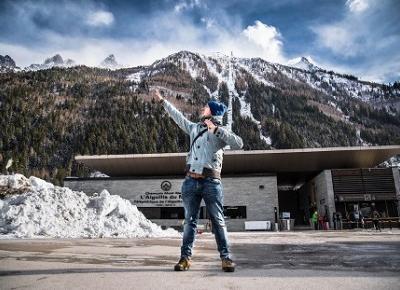 Chamonix-Mont-Blanc (Francja) - kolebka alpinizmu i zimowych igrzysk | zPodrozy.pl