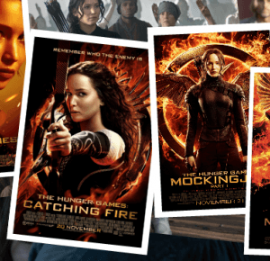 PATRYCJA PIANKOWSKA: THE HUNGER GAMES FILM